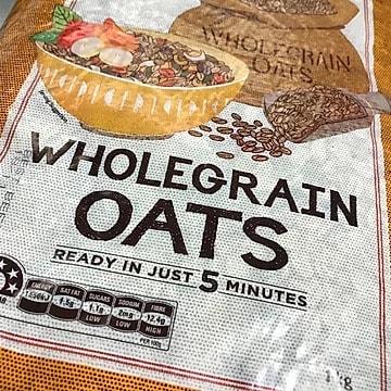 Wholegrain Oats