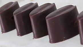 Ganache Filled Dark Chocolates