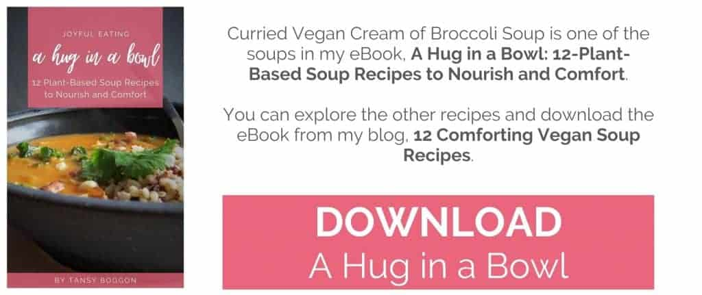 cover image of FREE eBook A Hug in a Bowl